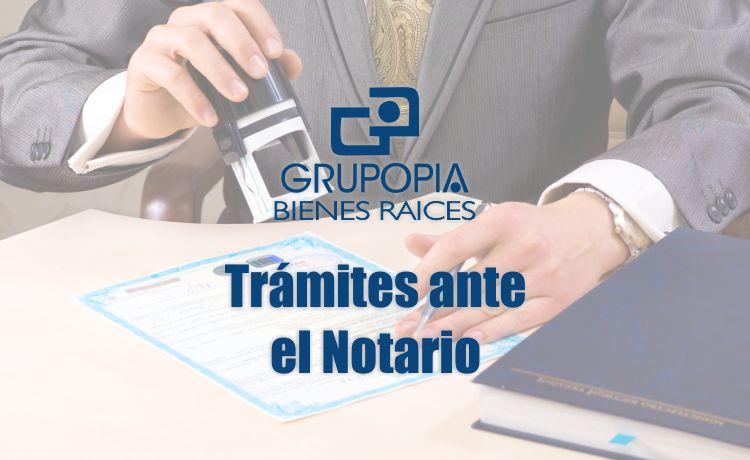 Notarías en Ixtapa Zihuatanejo. Trámites notariales inmobiliarios y de bienes raíces