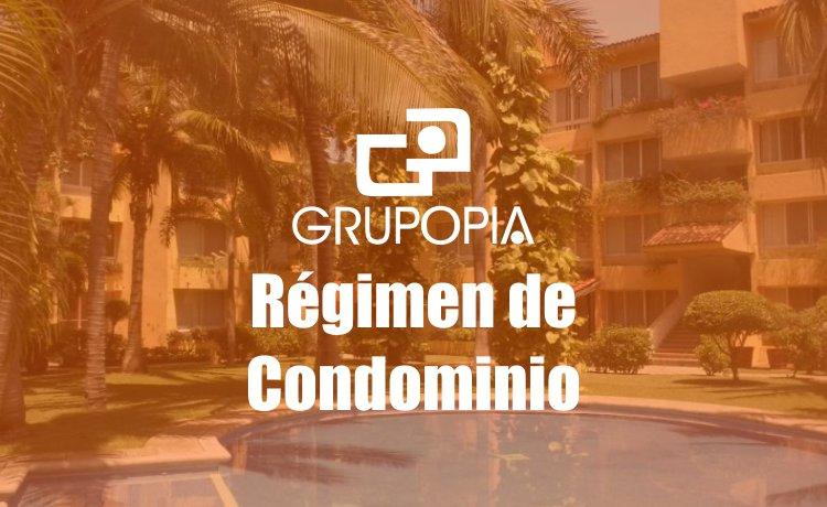 Constitución de Régimen de Condominio en Ixtapa Zihuatanejo